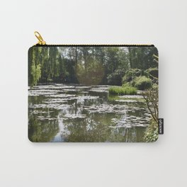 Monet's Waterlilies Carry-All Pouch