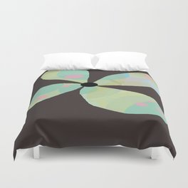 FLOWERY  KAYA / ORIGINAL DANISH DESIGN bykazandholly Duvet Cover