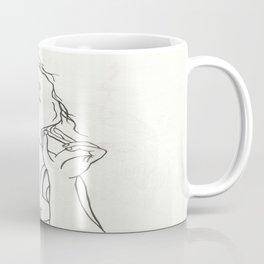 Tired Eyes Coffee Mug
