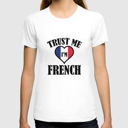 Trust Me I'm French T-shirt