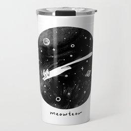 Meowteor Travel Mug