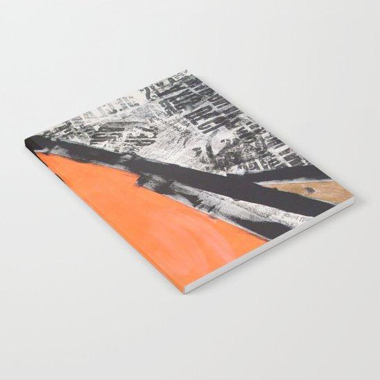 CUT UP Notebook