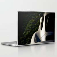 porsche Laptop & iPad Skins featuring Porsche 959 by Tyler Visger