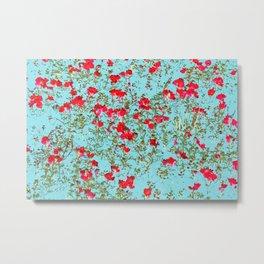 Not Enough Flowers #society6 #decor #buyart Metal Print
