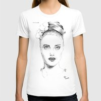 cara delevingne T-shirts featuring Cara Delevingne by Rillwatermist