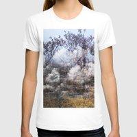 fog T-shirts featuring Fog by Josipa Vurnek