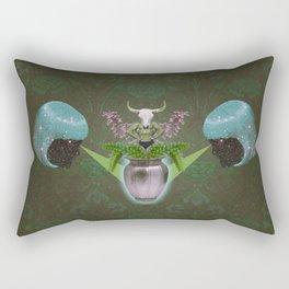 Psychokinesis Rectangular Pillow