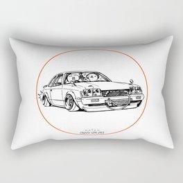 Crazy Car Art 0208 Rectangular Pillow