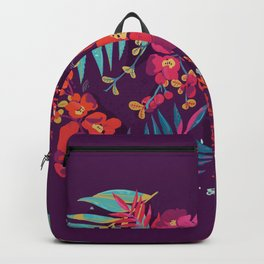 flower party Backpack