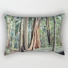 Curtis Falls Rainforest Rectangular Pillow