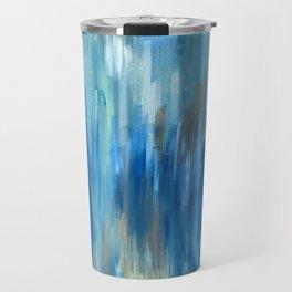 Blue Oasis Travel Mug