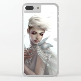 Christalle Clear iPhone Case