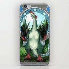 Nouveau - Therizinosaurus iPhone Skin