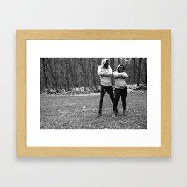 We have fun Framed Art Print