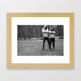 We have fun Framed Art Print