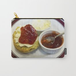 Cream tea for one Carry-All Pouch