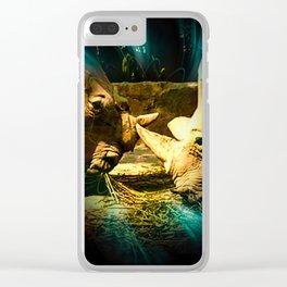 Rhinos Clear iPhone Case