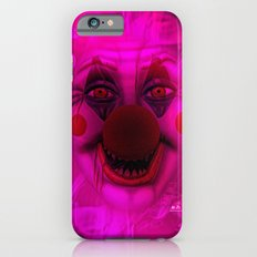 Cotton Candy Clown Slim Case iPhone 6
