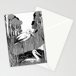 Storks Stationery Cards