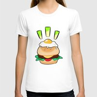 egg T-shirts featuring EGG by grandsloop