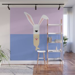 Pantless Project / YVES Wall Mural
