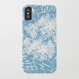 cool breezy iPhone Case