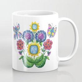 Butterfly Playground Coffee Mug