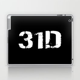 31D CID Special Agent Laptop & iPad Skin