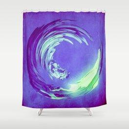 the ol' cabasa Shower Curtain