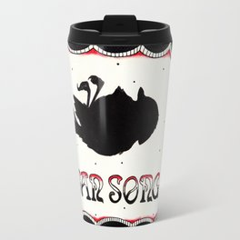 Phantom Of Paradise : Swan Song Travel Mug