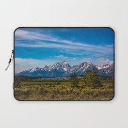 Teton Mountains Laptop Sleeve