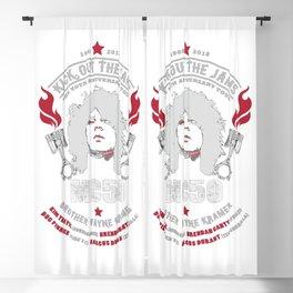 MC50 feat Wayne Kramer 50th Anniv Blackout Curtain