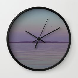 Gradient Summer Wall Clock