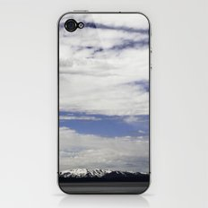 yellowstone lake iPhone & iPod Skin