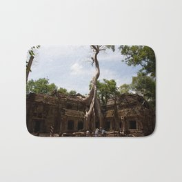 Ancient trees and Ancient Stories Bath Mat