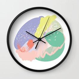 Muffin mess pt. 3 Wall Clock