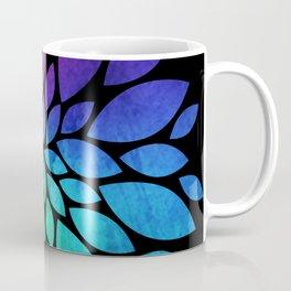 Rainbow Flower Coffee Mug
