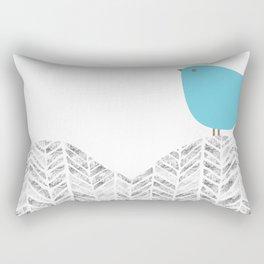 Heart + Soul Rectangular Pillow