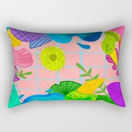 Pajarera Rectangular Pillow