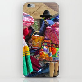 People 1 iPhone Skin