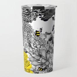Bee Stung Travel Mug