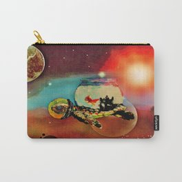 SPACE TURTLE VII - 202 Carry-All Pouch