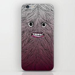 Hairy Guy 3 iPhone Skin