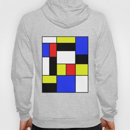 Mondrian #20 Hoody