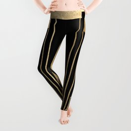 Art deco design Leggings