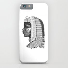 The great Goddess Isis iPhone Case