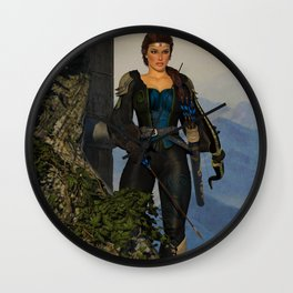 Over Watch Wall Clock