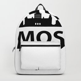 Moscow skyline Backpack