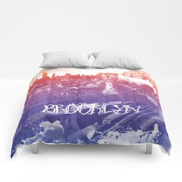 BrooklynToNY Comforters