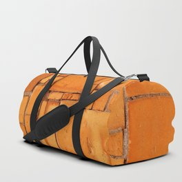 Rought Brickwork Duffle Bag